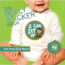 Belly Sticker Book