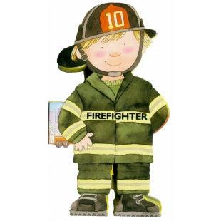 Mini People: Firefighter