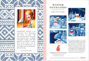 Winter Note Cards (Boxed Set)