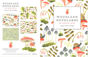 Woodland Note Cards (Boxed Set)