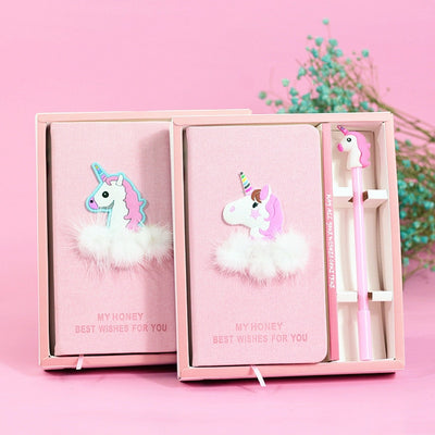 Unicorn Notebook With Pen