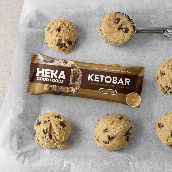 Easy 5 Minute KetoBar Treat