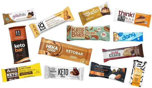 How To Choose the BEST Keto Snack Bar + Snacks