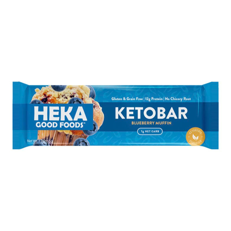 Blueberry Muffin Keto Bar (Single)