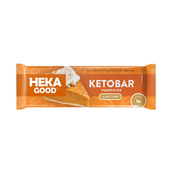 Pumpkin Pie Keto Bars (12 Pack)