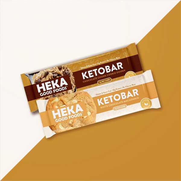 Keto Cookie Bar Lovers Bundle
