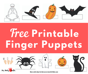 7 Benefits Of Animal Finger Puppets