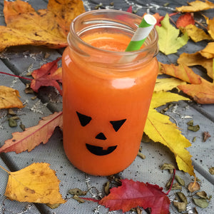 Scary drinks for kids on Halloween