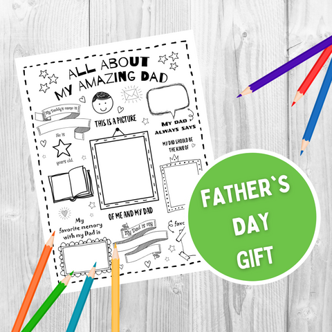 Fathers Day Card to make