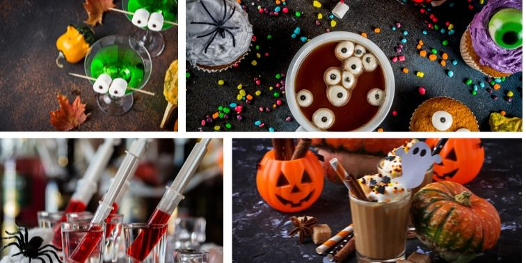 halloween activity books for kids halloween drinks recipes