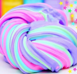 Fluffy Unicorn Slime