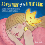 Adventure of a Little Star. Short Bedtime Story for Kids