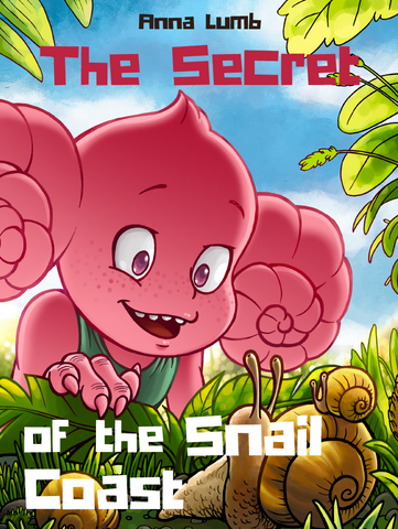 The Secret of the Snail Coast | Comics for Kids | Comic Book For Young Readers