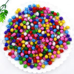 Check out our glitter pom poms selection to create the very best crafts with your kids.