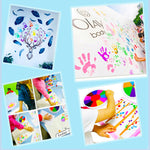 Washable Finger Painting Ink Pad