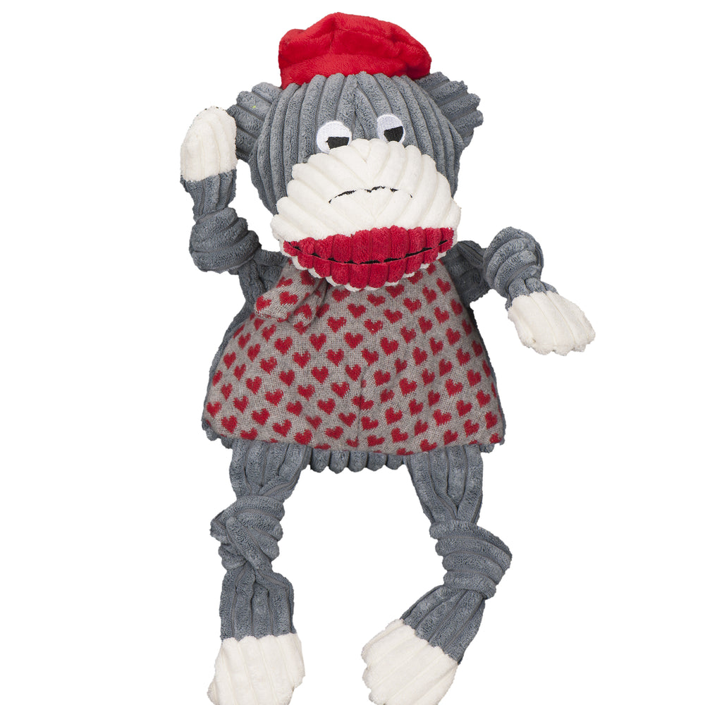 Jean Claude Sock Monkey Knottie™