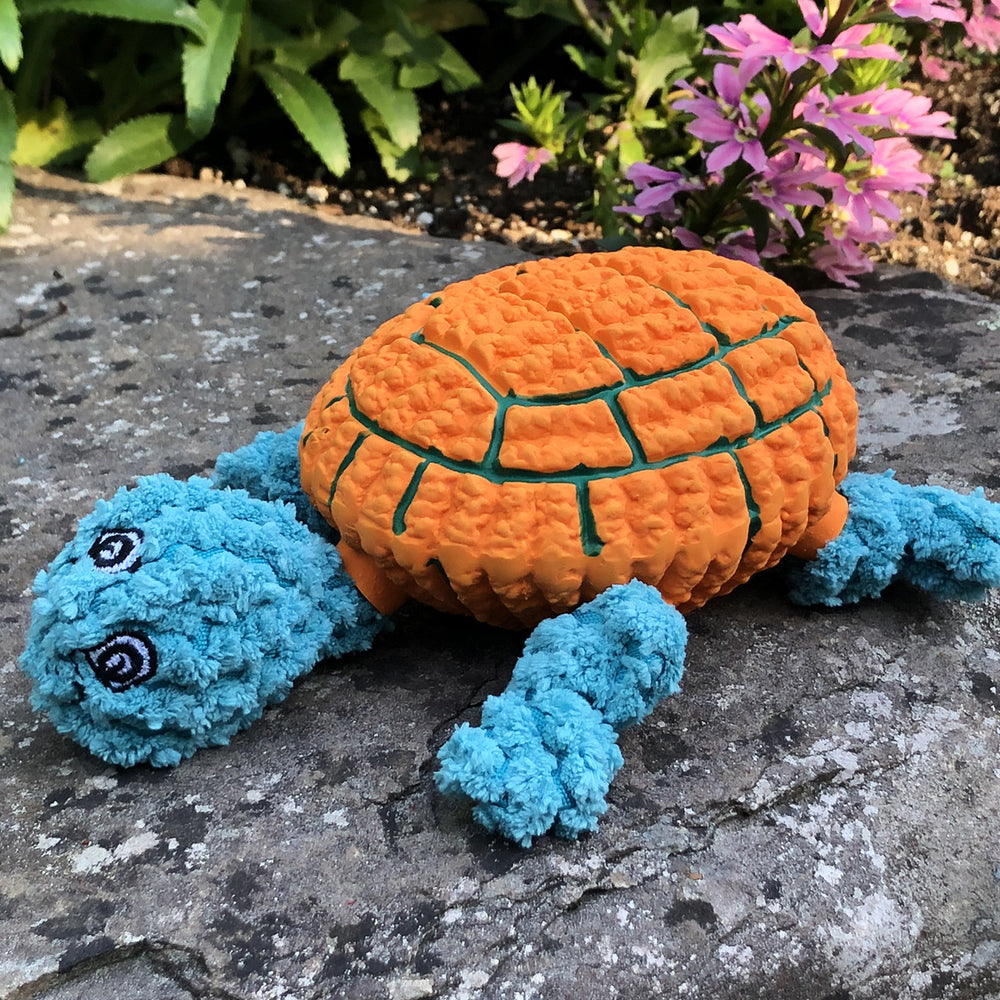 Dude the Turtle Ruff-Tex® & Plush