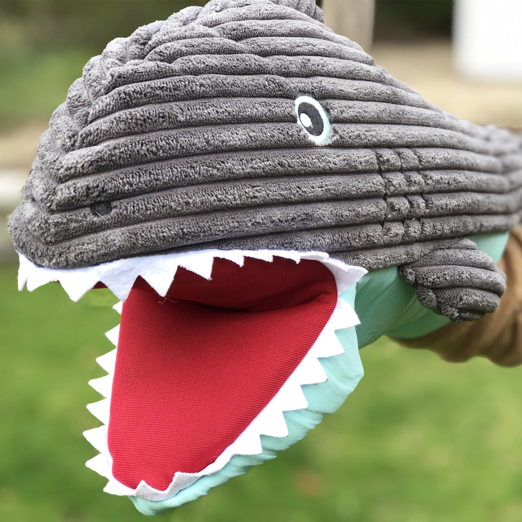 Big Craig the Shark Interactive Hand Puppet