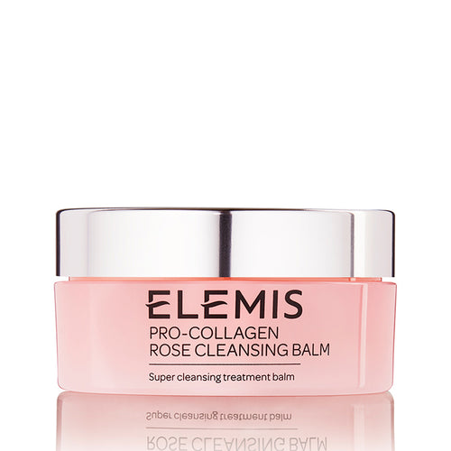ELEMIS | Pro Collagen Rose Cleansing Balm | Katies Beauty Kitchen