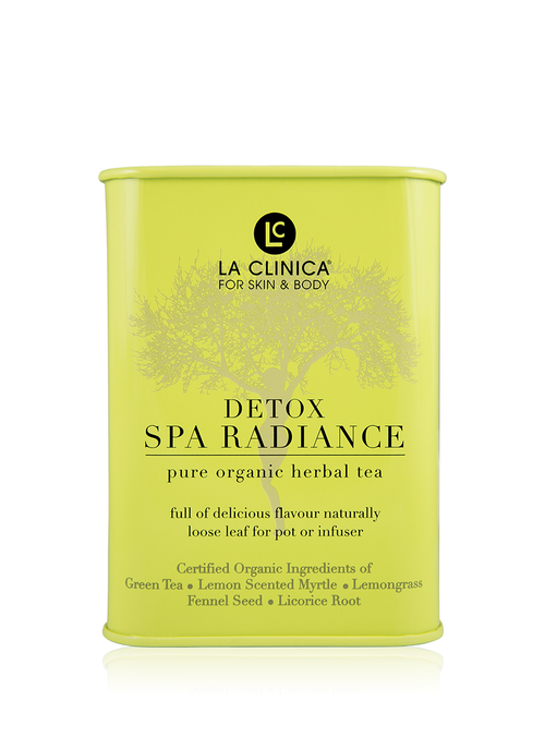 La Clinica | Detox Spa Radiance Organic Herbal Tea 50gr | Katies Beauty Kitchen