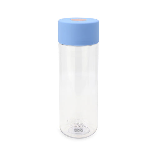 Frank Green | Next Generation Smart Bottle 25oz - little Boy Blue/Nude Rose | Katies Beauty Kitchen