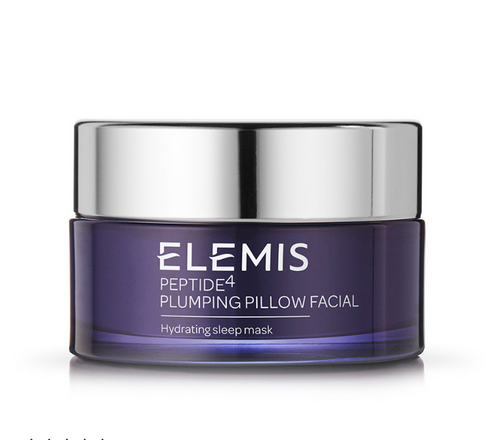 ELEMIS | Peptide4 Plumping Pillow Facial | Katies Beauty Kitchen