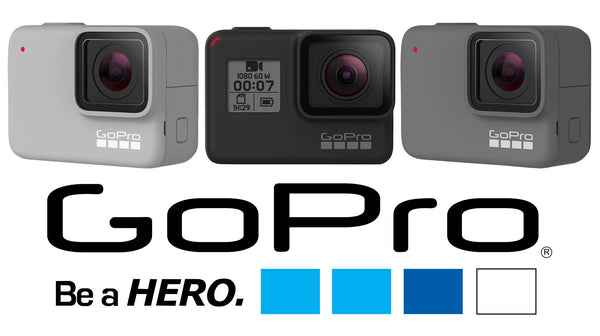 GoPro HERO7 Banner - kamoment