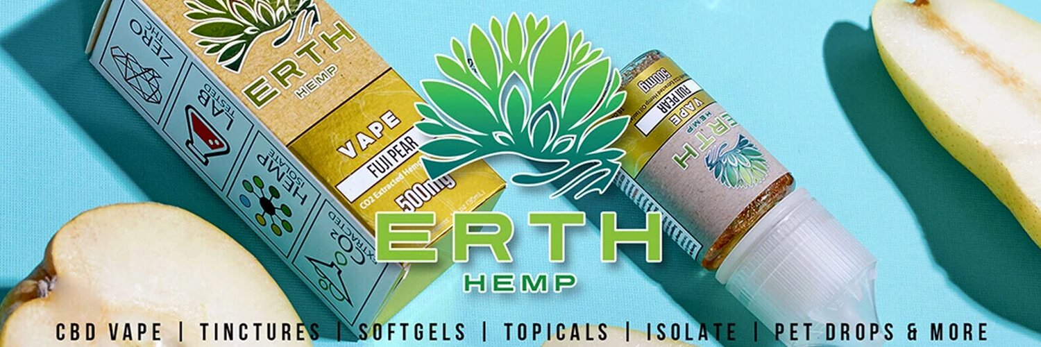 Erth All Natural Oil!