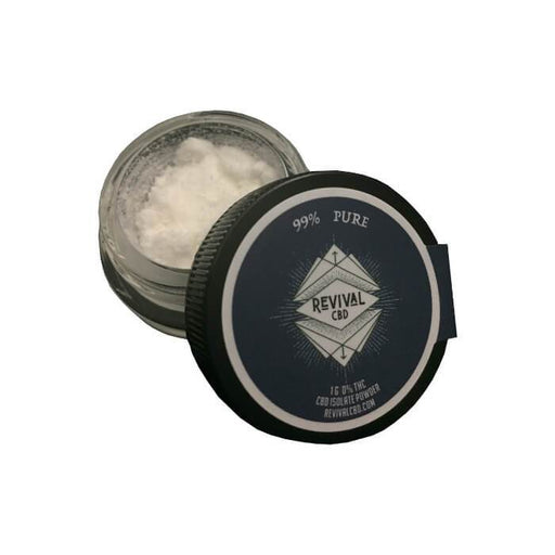 Revival CBD All-Natural Isolate Powder