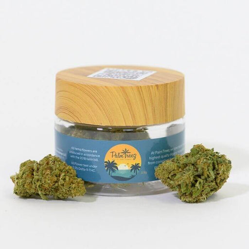 7 Point Naturals CBD Hemp Flower Palm Treez