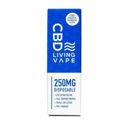 CBDLiving Bubble Gum Disposable Device
