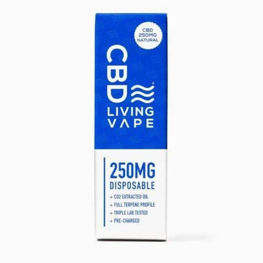 CBDLiving Natural Disposable Device