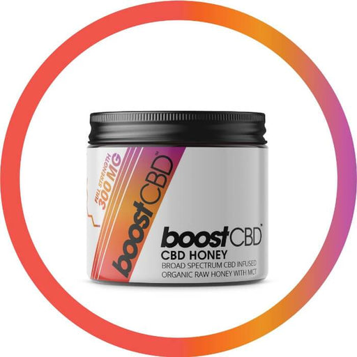 Boost CBD Honey