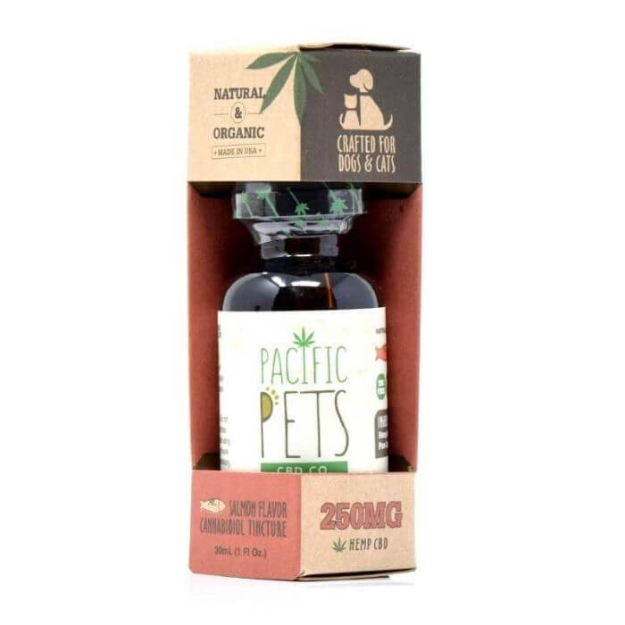 Pacific CBD Co. CBD Pet Tincture