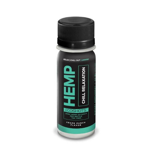 Eco Sciences Eco Shot CBD Relax & Hemp Energy Shot