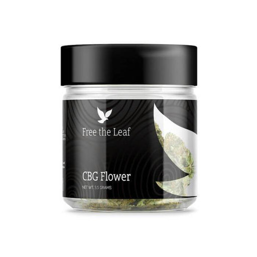 Free the Leaf CBD CBG Hemp Flower