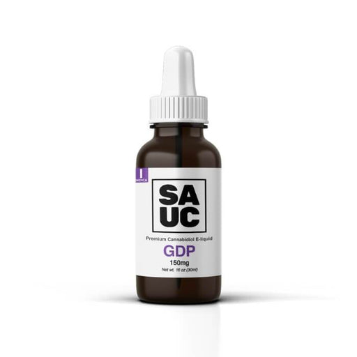 Sauc CBD Vapor Granddaddy Purple E-Liquid