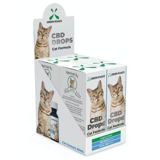Green Roads Cat Formula CBD Drops