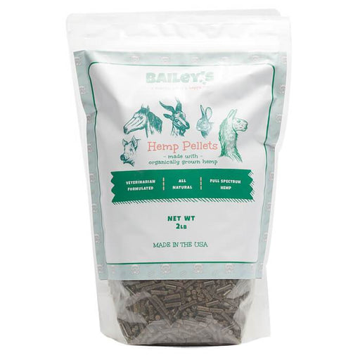 Bailey's CBD Hemp CBD Pellet Supplements For Pets