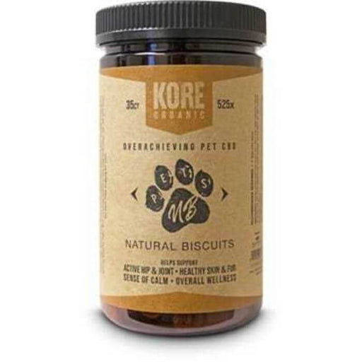 Kore Organic CBD Pet Biscuits