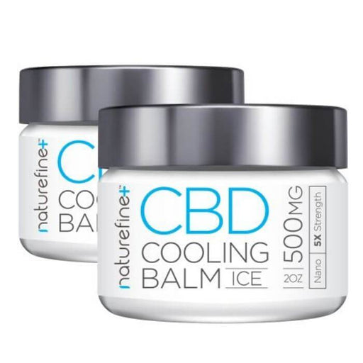 Nature Fine CBD Cooling Balm