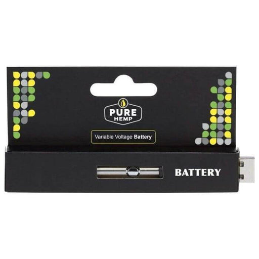 Pure Hemp CBD Variable Battery And Charger Stick