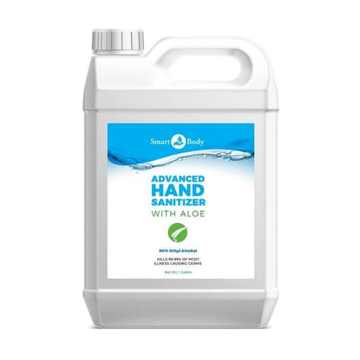Smart Body Gallon of Advanced Hand Sanitizer with Aloe