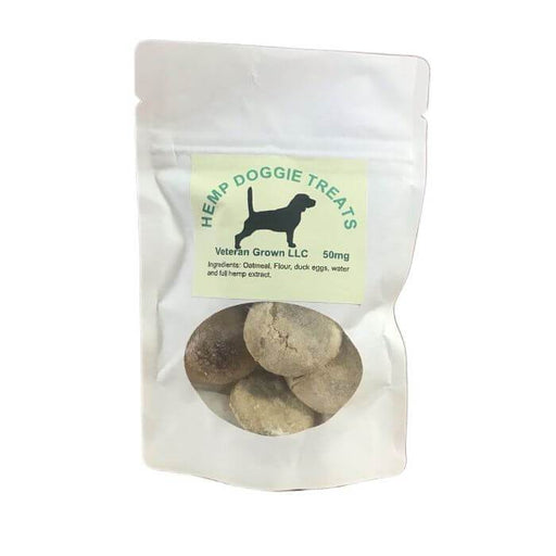 Veteran Grown Hemp CBD Doggie Treats