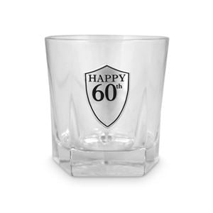 Whiskey Glass Age (18 to 60)