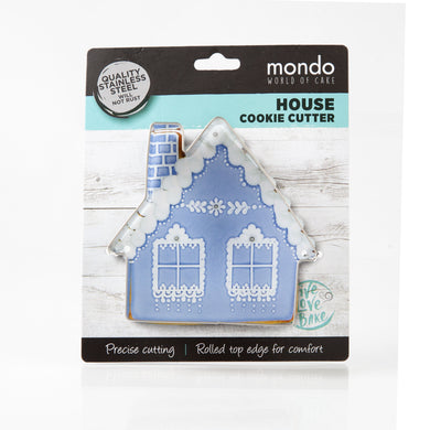 Mondo House Cookie Cutter