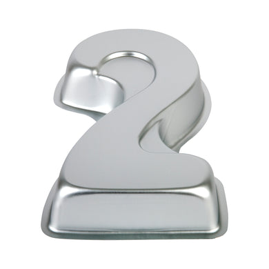 Number Two Cake Pan Mondo