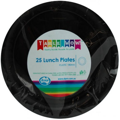 Copy of Green Lunch Plate P25