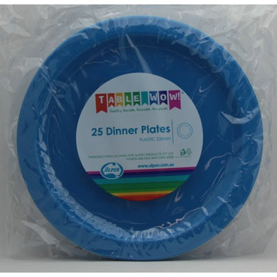 Royal Blue Dinner Plate P25