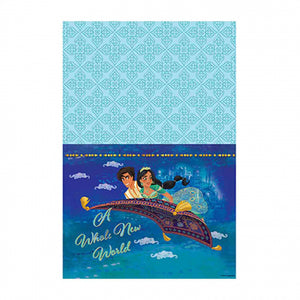 Aladdin Paper Tablecover